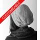 Chapeau plissé - PERSONNALISABLE