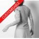 Jersey patchwork top, raglan sleeves - CUSTOM HANDMADE