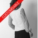 Pull femme manches bouffantes - PERSONNALISABLE