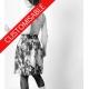 Short pleated skirt - CUSTOM HANDMADE
