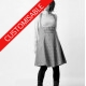 High waisted skirt with suspenders - CUSTOM HANDMADE
