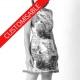 Short sleeveless dress, with or without patchwork yokes - CUSTOM HANDMADE