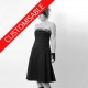 Strapless Bustier Dress - CUSTOM HANDMADE