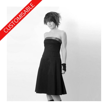 Robe bustier - PERSONNALISABLE