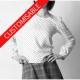 Blouse souple femme à manches longues - PERSONNALISABLE