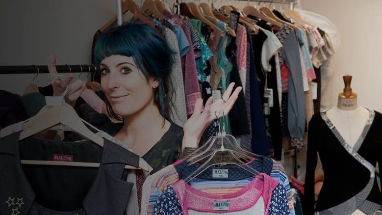Vêtements originaux et créations en stock