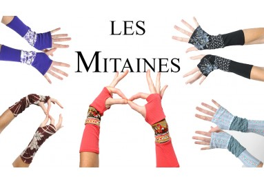 Mitaines originales, jeune créateur Made in France